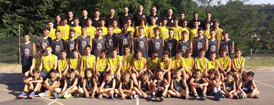 Basketball Fundamentals Summer Camp